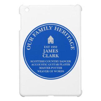 Fun Personalized Family Heritage Mini iPad Case iPad Mini Cases