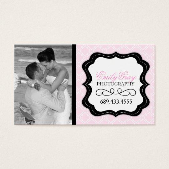 Fun Photographer Business Card Template