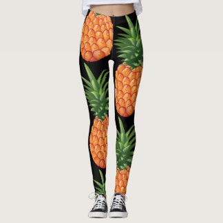 Fun Pineapple Leggings! Leggings