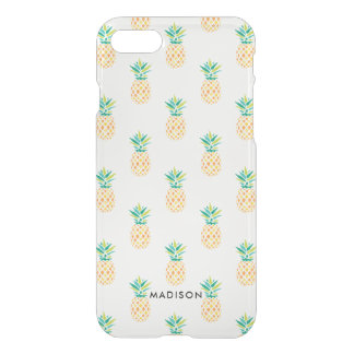 Fun Pineapples Pattern iPhone 8/7 Case