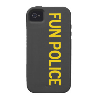 Fun Police Case-Mate iPhone 4/4S Vibe Csae Case-Mate iPhone 4 Cover