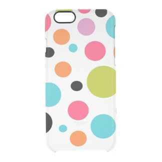 Fun polka dot pattern iPhone 6 uncommon case iPhone 6 Plus Case