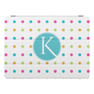 Fun Polka Dots Monogrammed iPad Pro 12 Smart Cover iPad Pro Cover