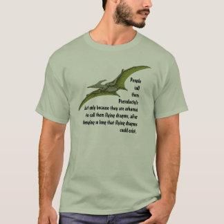 Fun Pterodactyl Dragon Dinosaur T-Shirt