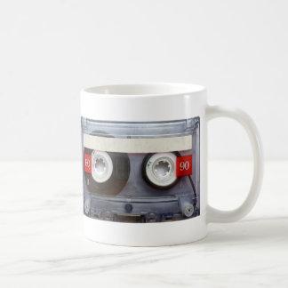 Fun Retro Cassette Tape Coffee Mug