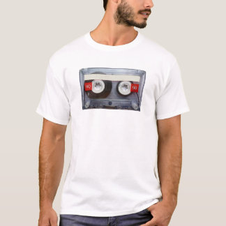 Fun Retro Cassette Tape T-Shirt