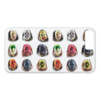 Fun Scary Masks iPhone 8 Plus/7 Plus Case