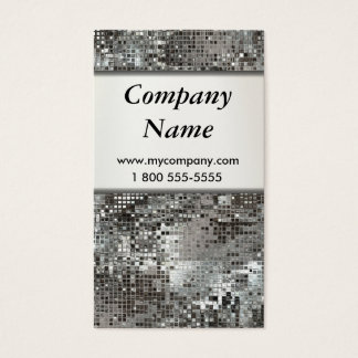 Fun Sequins Look Business Cards