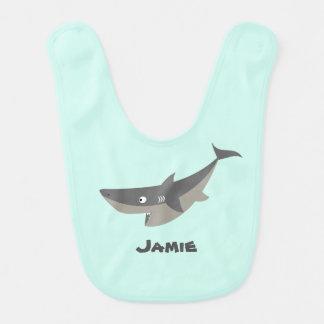 Fun Shark Baby Bibs