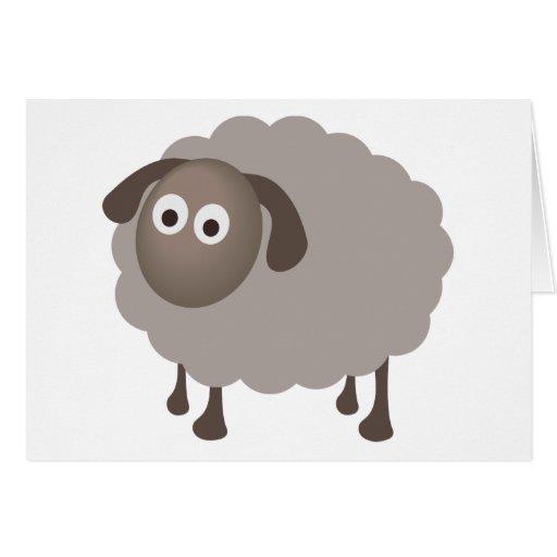 Fun Sheep Design Card