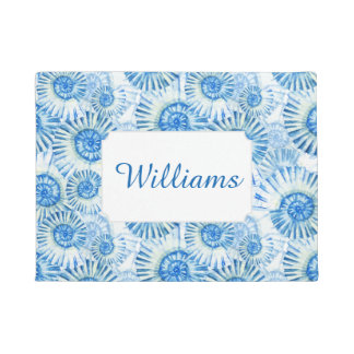 Fun Shell Pattern | Add Your Name Doormat