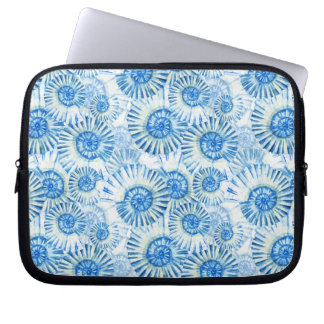 Fun Shell Pattern Laptop Sleeve