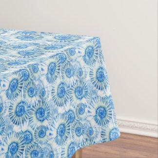 Fun Shell Pattern Tablecloth