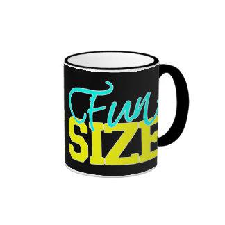 Fun Size For Dark Colors Ringer Coffee Mug