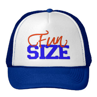 Fun Size For Light Colors Mesh Hat