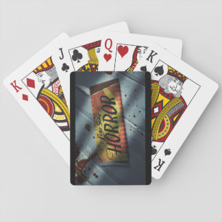 Fun Size Horror Playing Cards