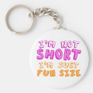 Fun Size Keychains