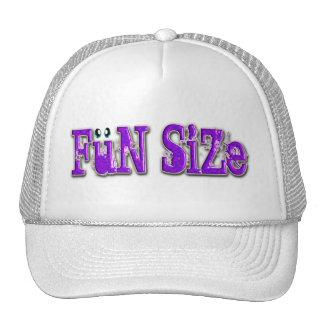 FUN SIZED TRUCKER HATS