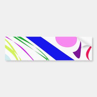 Fun Slope Bumper Stickers