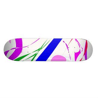 Fun Slope Custom Skateboard