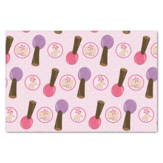 Fun Spa party themed tissue wrap Tissue Paper