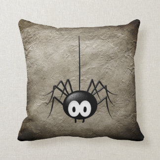 Fun Spider Pillow! Throw Pillow