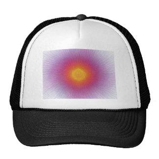 Fun starburst spinart cap