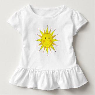 Fun Sun Ruffle Toddler Dress