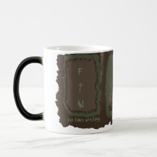 Fun Times Wrestling (FTW) Magic Mug