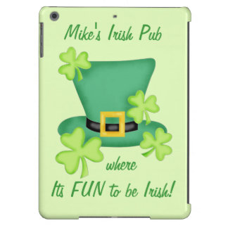 Fun to Be Irish Business Promotion Personalized Case For iPad Air