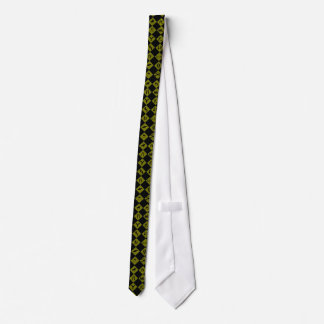 Fun Traffic signs-black and Yellow Tie