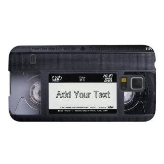Fun Vintage 80s Retro_2 VHS Tape Galaxy S5 Case