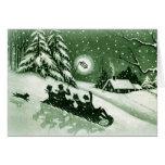 Fun Vintage Christmas Card