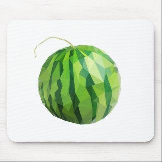 Fun Watermelon Design Mouse Mat