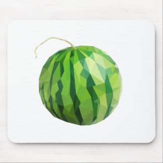 Fun Watermelon Design Mouse Pad