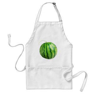 Fun Watermelon Design Standard Apron