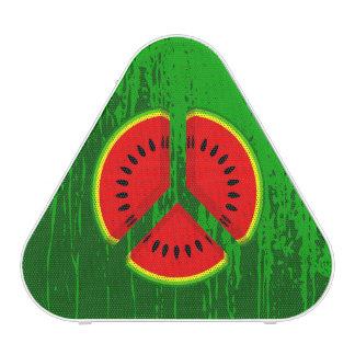 Fun Watermelon Peace Bright Colours