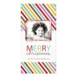 Fun Whimsical Christmas Photo Card