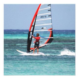 Fun Windsurfing Custom Announcements