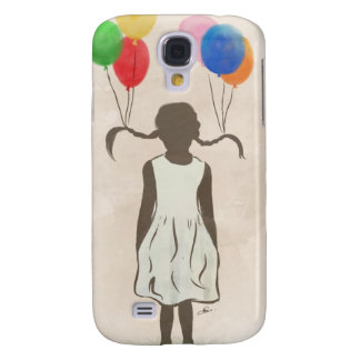 Fun With Balloons Galaxy S4 Case