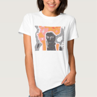 Fun with Faces White Baby Doll Tees
