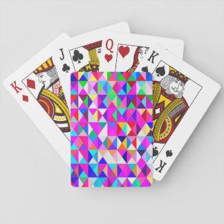 Fun with Geometrics.... Playing Cards