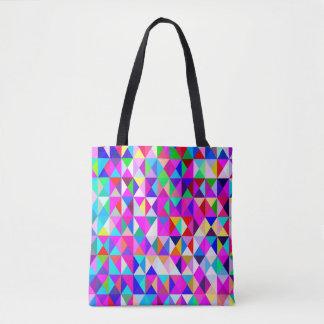 Fun with Geometrics.... Tote Bag