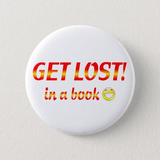 Fun with Reading 6 Cm Round Badge