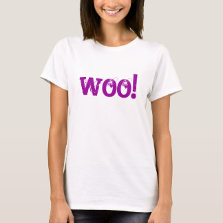 fun woo! bachelorette and hens night party tee