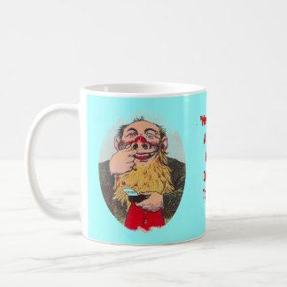 Fun Words of Advice Chewing Tobacco Chaw Gift Mug! Basic White Mug