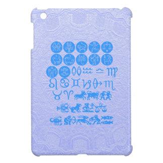 FUN  ZODIAC Symbols Case For The iPad Mini