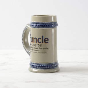 uncle beer glasses mugs steins zazzle co uk