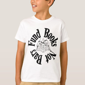 Fund Books Kids T-Shirt