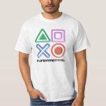 Fundamental Game Symbols T Shirt